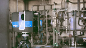 vReact - industrial laser scanning