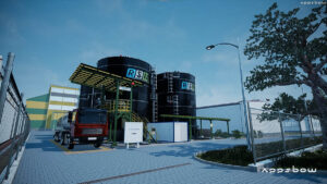 vReact - UAN Storage Facilities