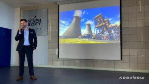 Grupa Azoty using AppsBow vReact for training field operators